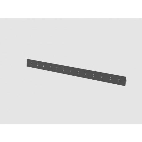 Lumiauran terä 10x200x2700, omavalmiste