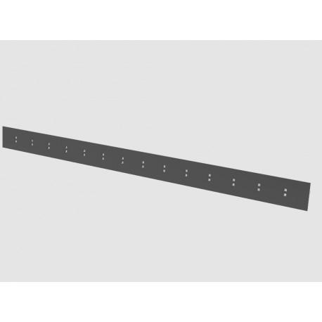 Lumiauran terä 10x200x2940, omavalmiste